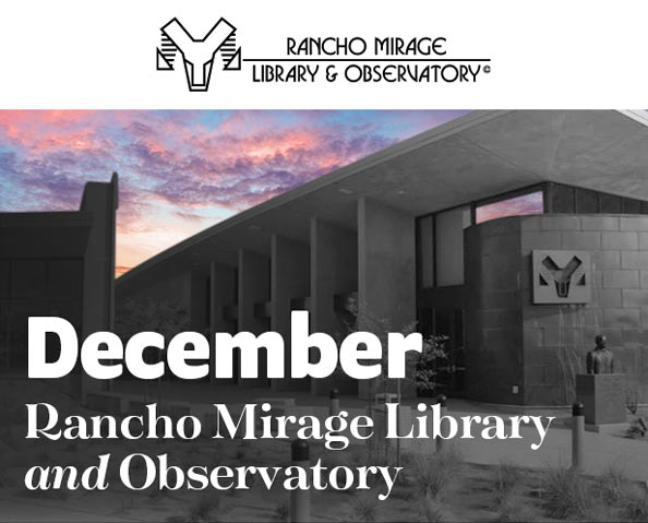 rancho mirage library observatory