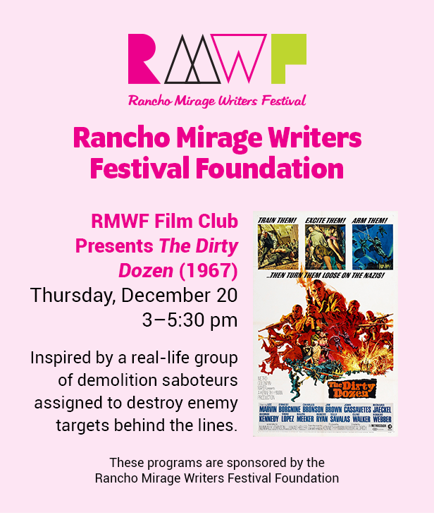 Rancho Mirage Writers Festival Foundation